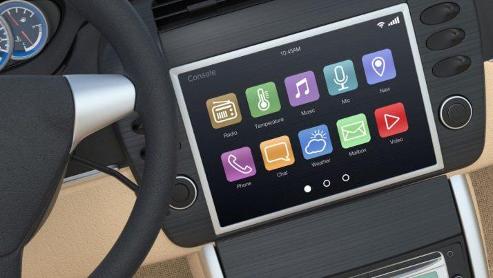 Automotive mobile app security