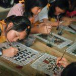 Belajar Membatik Sambil Menikmati Santapan Khas Indonesia