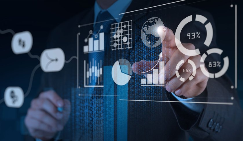 Data tracking and Analytics for online event planning