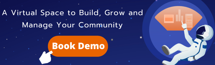 A virtual space to manage your community