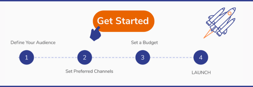 Get Started- define your audience