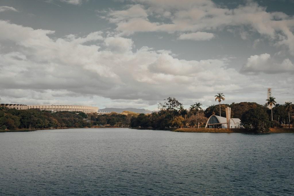 Pampulha, o maior cartão postal de Belo Horizonte