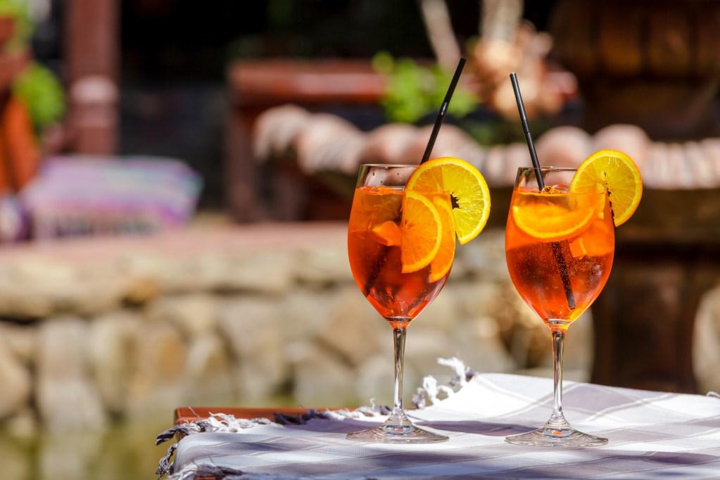 7 dias pela Itália. Restaurante em Florença.