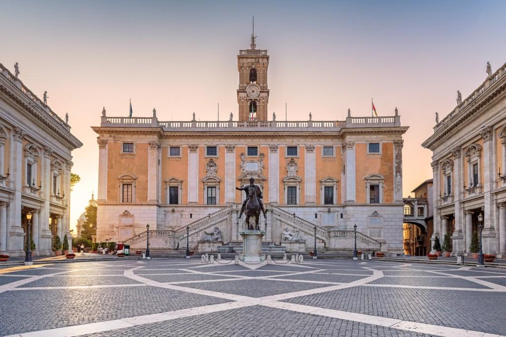 7 dias pela Itália. Museus do Capitólio.