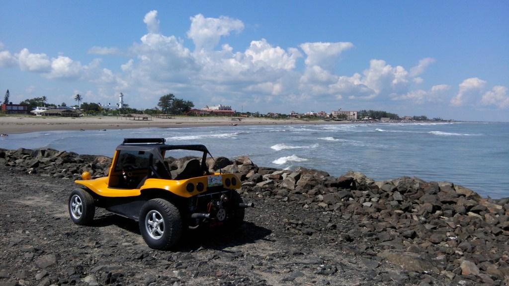 Os bugues são um dos melhores meios de transporte para conhecer Porto de Galinhas e região.