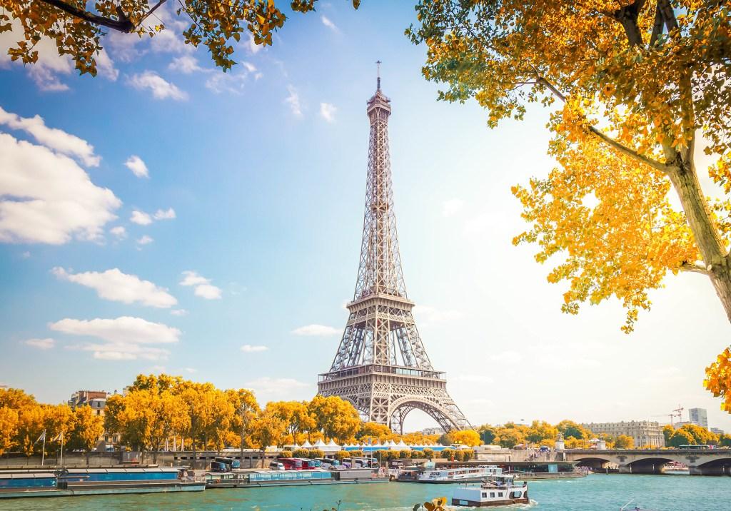 roteirão Paris