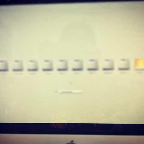 アタマおかしいな(笑) #マック #mac #マッキントッシュ #macintosh #起動ディスク #startupdisk