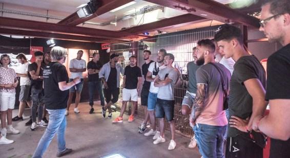 2019_0623 FC St Pauli erste Mannschaft im KIEZBEBEN (Foto Sabrina Adeline Nagel) - 14