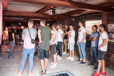2019_0623 FC St Pauli erste Mannschaft im KIEZBEBEN (Foto Sabrina Adeline Nagel) - 22