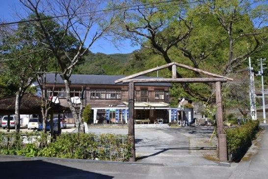 森の巣箱 床鍋 廃校 小学校
