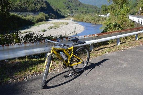 高知 須崎 津野町 床鍋 自転車 サイクリング