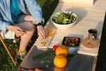 キャンプで使いたいロースタイル用ウッドテーブルが完成!!