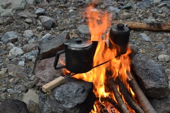 196 五徳 焚き火 キャンプ