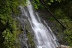 高知市(旧土佐山)には有名な滝が3つあり、そのひとつ「山姥の滝」へ行ってみました^^