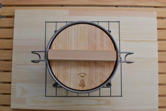 キャンプ 炊飯 飯盒 アナルコカップ アナルコボウル