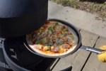 キャンプで最高のピザを!移動できる携帯ピザ窯で試し焼き!!