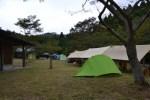10月の3連休は甫喜ヶ峰森林公園キャンプ場へ「196」商品撮影に!!