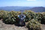【四国で登山】寒風山→笹ヶ峰→丸山荘へ!登ってテント泊してきました^^(前編)