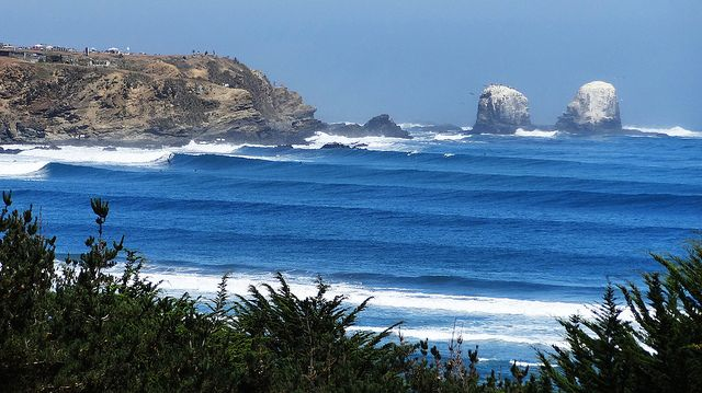 Destination surf Pichilemu - Chili