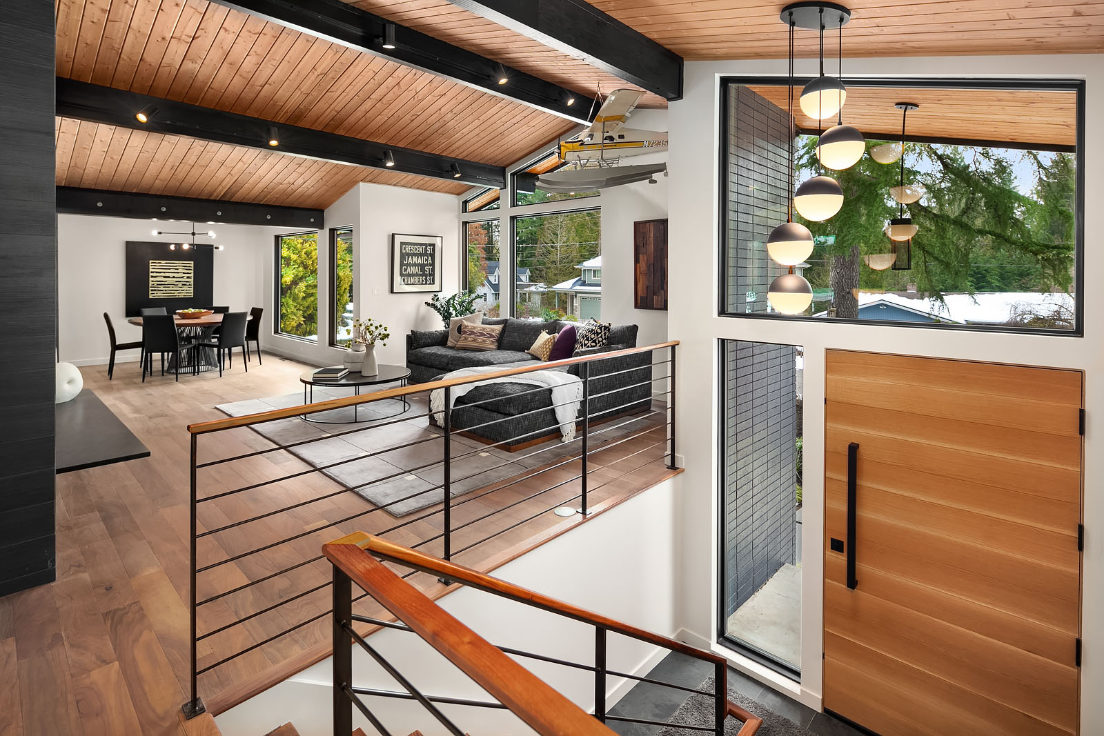 Modernizing A Seattle Area Midcentury Home With A Touch Of