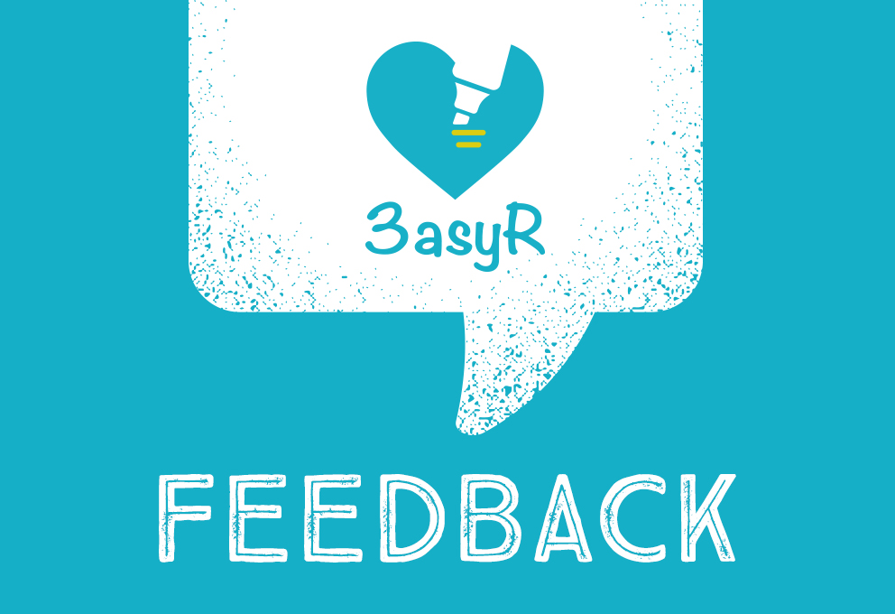 Let us know your opinion on 3asyR!