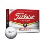 Titleist DT SoLo ball