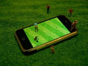 iOS Golf analyzer application