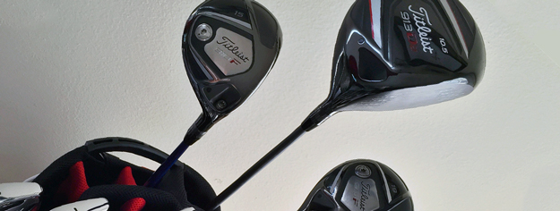 titleist clubs from golf bag