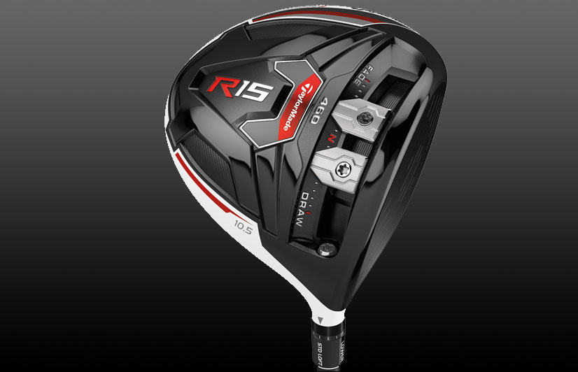 taylormade r15 driver shaft options