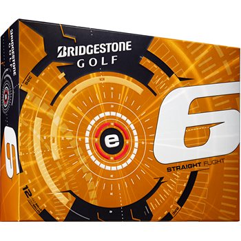 Bridgestone E6 Series Golf Ball