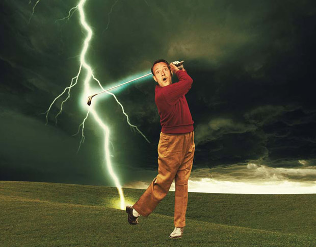 Golf Lightning