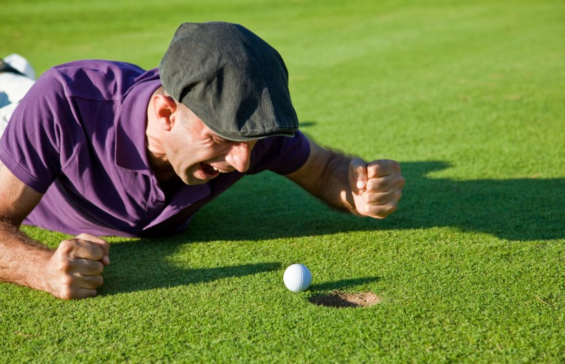 Why You Can't Quit Golf