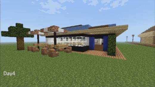 [Minecraft]Day4 - 嘗試新菜色@3Bro World~ 1