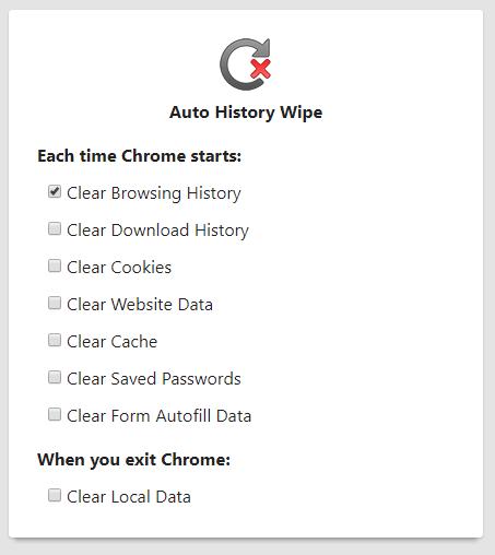 [教學] Chrome 使用技巧:如何在關閉瀏覽器時自動清除一切痕跡? 2