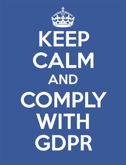 GDPR-security