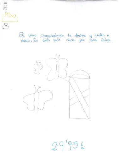 Anuncio realizado por alumno Maristas Dénia Champu Colonia