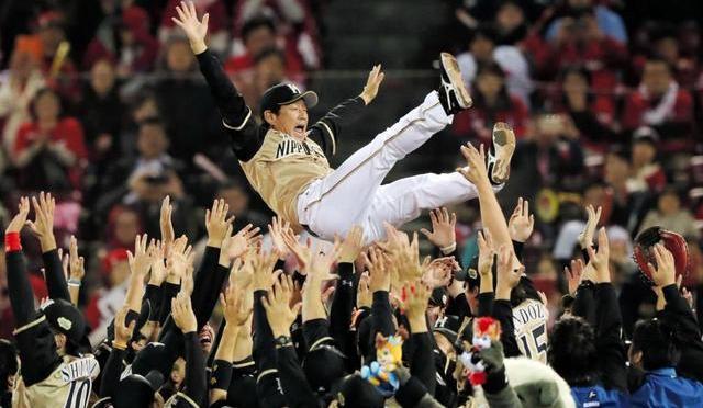 日本ハム10年ぶり3度目の日本一 連敗から一気4連勝 広島は黒田につなげられず/野球/デイリースポーツ online