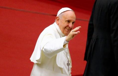 フランシスコ法王=ロイター
