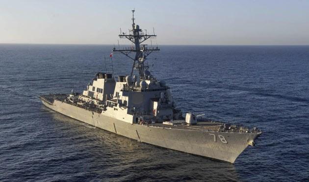 米、シリアに巡航ミサイル アサド政権施設に (写真=AP) :日本経済新聞