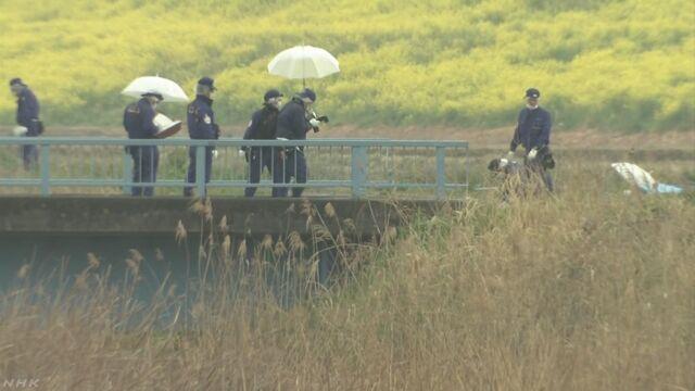 女児が行方不明になった当日 男は見守り活動に参加せず | NHKニュース