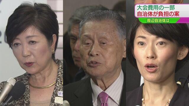 東京五輪・パラ経費 総額1兆3900億円で最終調整 | NHKニュース