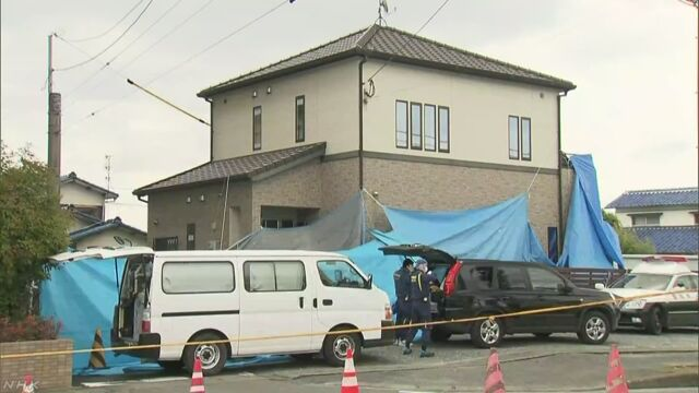 母子3人殺害事件 夫の警察官を母親殺害容疑で逮捕 | NHKニュース