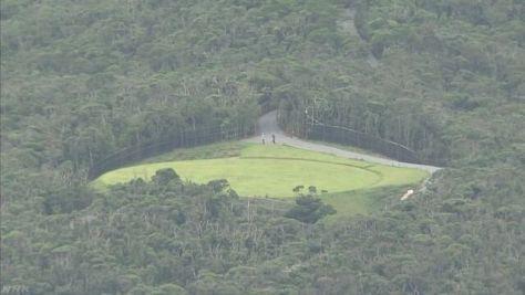 沖縄の新設ヘリ発着場 米軍が今月中に運用開始と通告