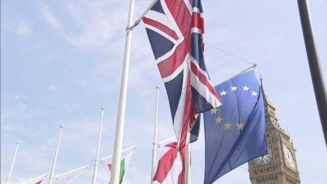 英のEUからの離脱交渉 今夜開始へ