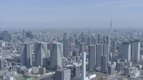 都内の高層マンション 約8割で消防法違反指摘