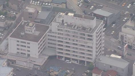病院で13人が結核の集団感染 4人が発病 広島