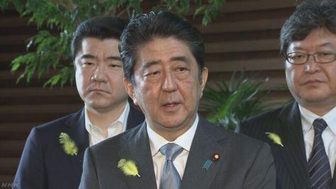 首相 「北朝鮮は警告を無視 脅威増した」