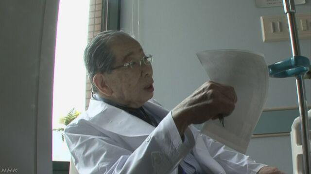 100歳すぎても現役医師 日野原重明さん死去