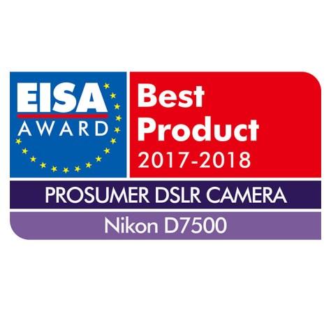 EISA PROSUMER DSLR CAMERA 2017-2018