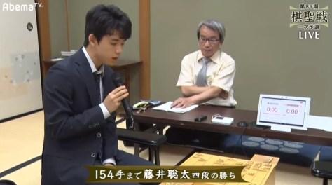 将棋・藤井聡太四段、今年度32勝目 2位に11勝差で最多勝独走中